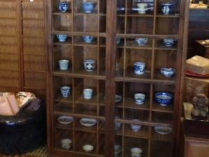 display-tansu